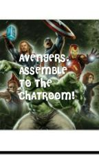 AVENGERS, ASSEMBLE TO THE CHATROOM! by ElliottBryce