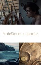 「Pirate!Spain x Reader」 by __Netherlands__