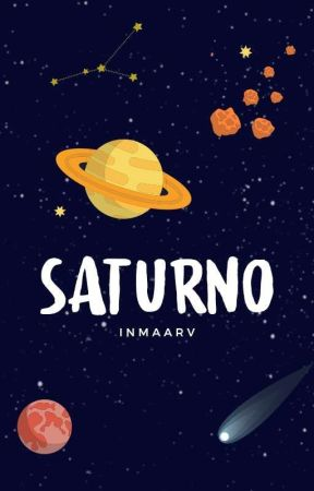 Saturno by InmaaRv