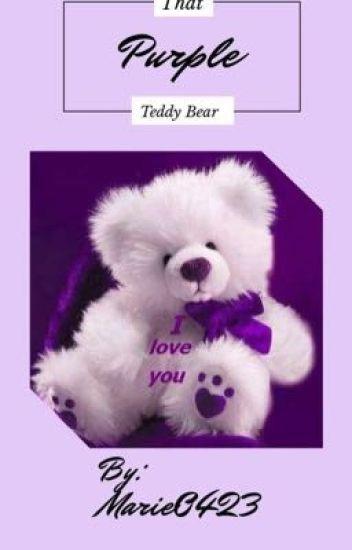 That Purple Teddy Bear