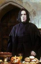 El diario de Severus Tobias Snape by milagroszx