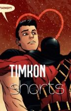 Timkon Shorts by Batkid15