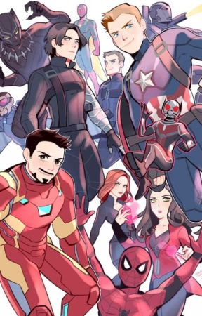 Marvel Oneshots // Various Ships by -sneks_stories-