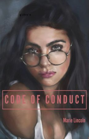 Code of Conduct by Uncomfortablewriter