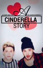 A Cinderella Story (Niam/Larry Fan Fic) by GeekCharming18