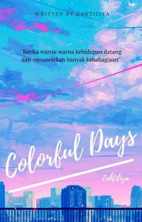 Colorful Days by Zahtiliya