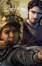 Carry Me (TWD: Clementine and Luke) by Batman_panda23
