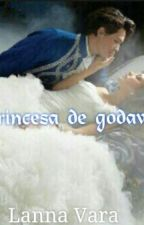 Princesa de Godava by lannavara