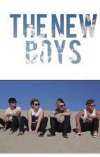The New Boys by Sammie_0