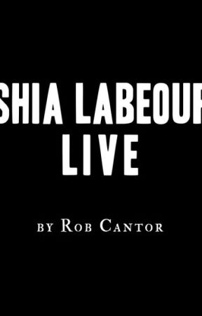 Shia LaBeouf by Averym1135