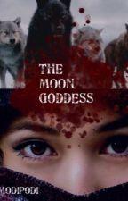 The moon goddess by odimodipodi