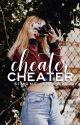 Cheater, Cheater   radish by simonesaidwhat
