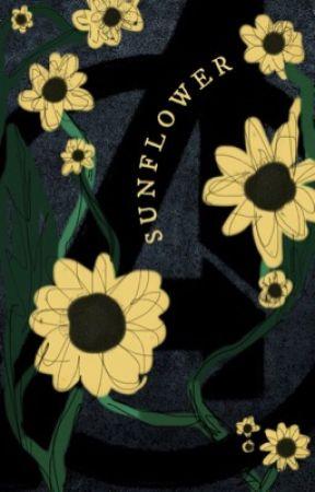 Sunflower // The Avengers  by i-adore-sansa-stark