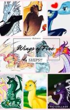 Wings of Fire ships one-shots (REQUESTS CLOSED SORRY) by theultimatequeer