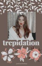 trepidation |bellamy blake| by Jackisnotokay
