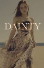 DAINTY//JAMES MAGUIRE by Void-penguin