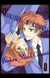 Hikaru x Kaoru: Broken Mind Games by _skypaw_