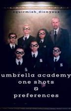 Umbrella Academy x Reader one shots & preferences by squeamish_dionysus