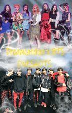 Dreamcatcher x BTS ~ONESHOTS~ (REQUESTS STILL OPEN!!) by D-LiteK