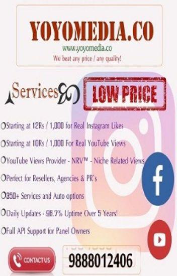 Yoyo media a cheap smm panel - yoyo media - Wattpad