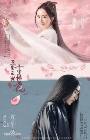 Reino Celestial -- To the Sky Kingdom (Ten Miles of Peach Blossoms) by sujini28
