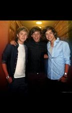 Un trío algo extraño One shot (Larry stylinson-Niall horan) by SelHoran11