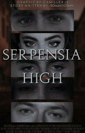 Serpensia High // EN COURS by romanticismm