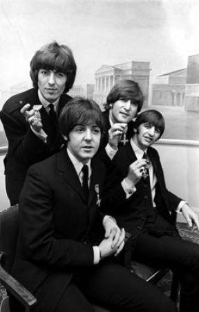 Beatles imagines  by YikesAMillion