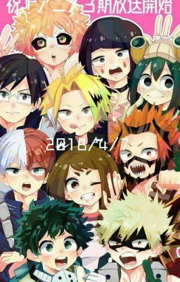 Đọc truyện [BnHA]Ảnh Chế Boku no Hero Academia!!
