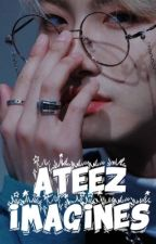 Ateez Imagines ⚆ _ ⚆ by YouKnowYunho