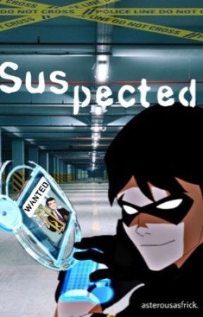 Suspected | Young Justice  by asterousasfrick