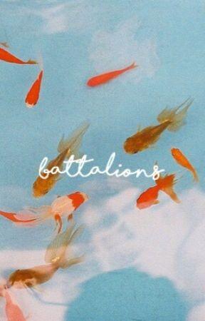 BATTALIONS ↳ JAIME LANNISTER by beepeddie