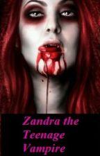 Zandra the Teenage Vampire by dark_princess000
