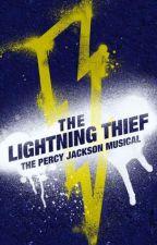 Percy Jackson: Watching The Musical by ImaWriterandaFangirl