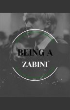 Being a Zabini (Dramione)/ON HOLD by AnnaJ05