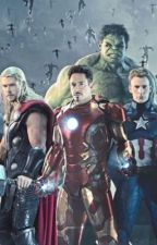 I'm not the only one avengers LS by ilovekissrockandroll