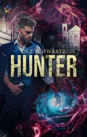 HUNTER (ROAM: Book Two) - Sample Excerpt by DezSchwartz