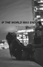 if the world was ending. by aidacassia