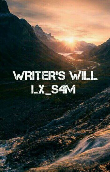WRITER's WILL
