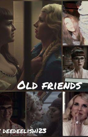 Old friends  by deedeelish123