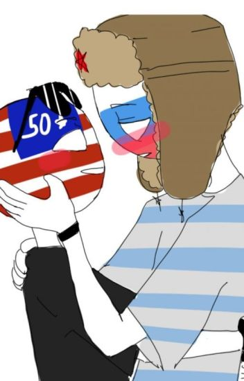 His Eyes FINISHED (Russia x America Countryhumans ...