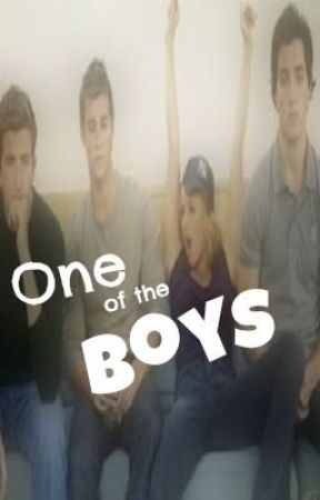 One of the Boys by missSweetDisposition