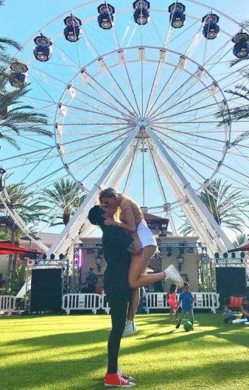 I Fell In Love At Coachella (A Jordyn Jones & Jordan Beau