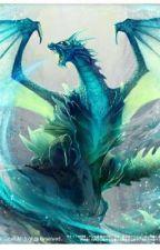 Frost Ice Dragon God by WhitedragonGod