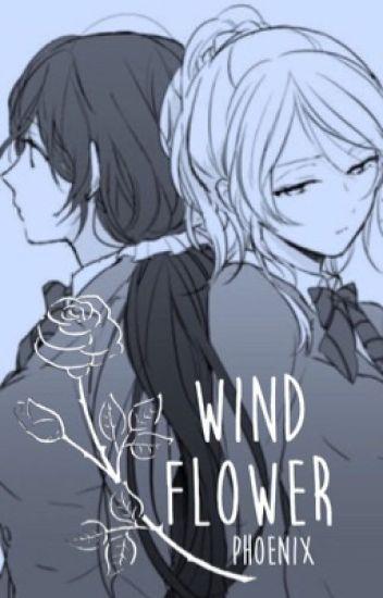 Wind Flower (NozoEli AU)