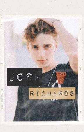 Josh Richards (On-going) by LightBlue_09