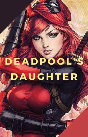 Deadpool's Daughter MARVEL (SpidermanxReader) by Iron-Spider3000