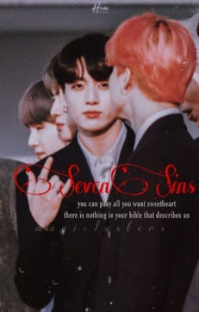 Seven Sins by magiclusters