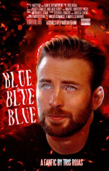❝Blue. Blue. Blue.❞ [stony]
