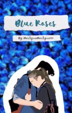 Blue Roses by MartynaMartyna754